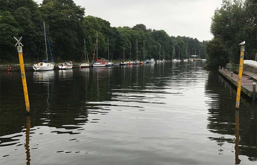 Antrim Lough Shore Park Heritage