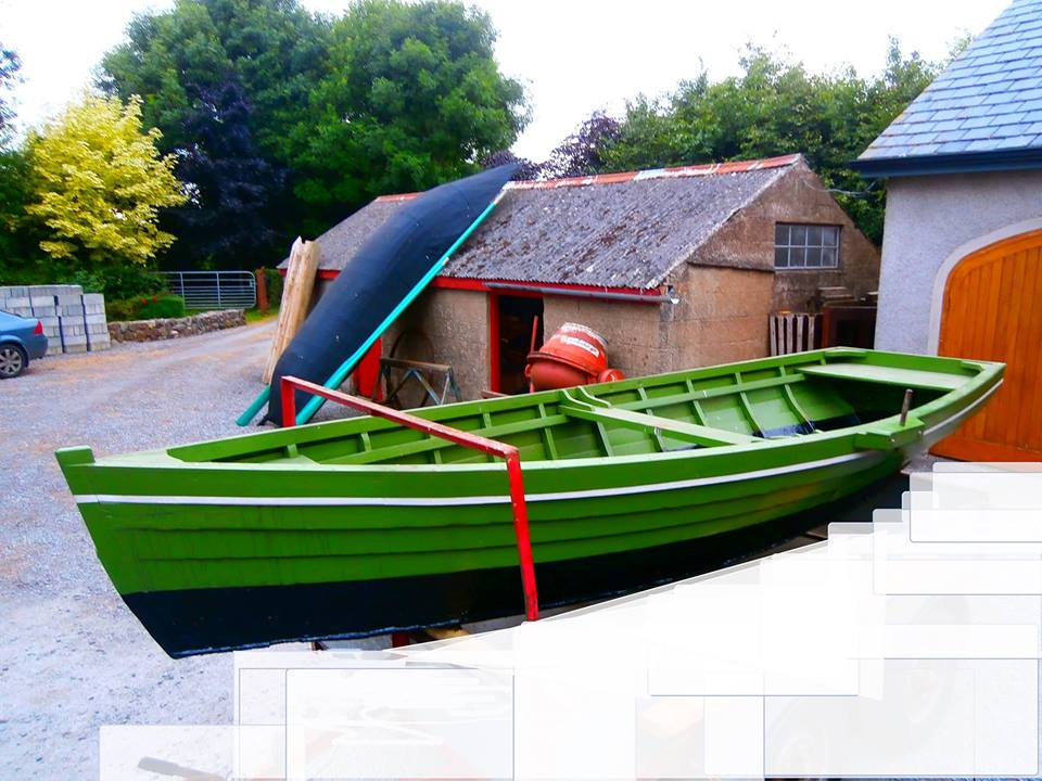 Glenavy Boat Building – Multiple Dates