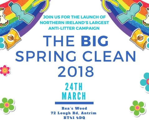 The Big Spring Clean 2018 Launch