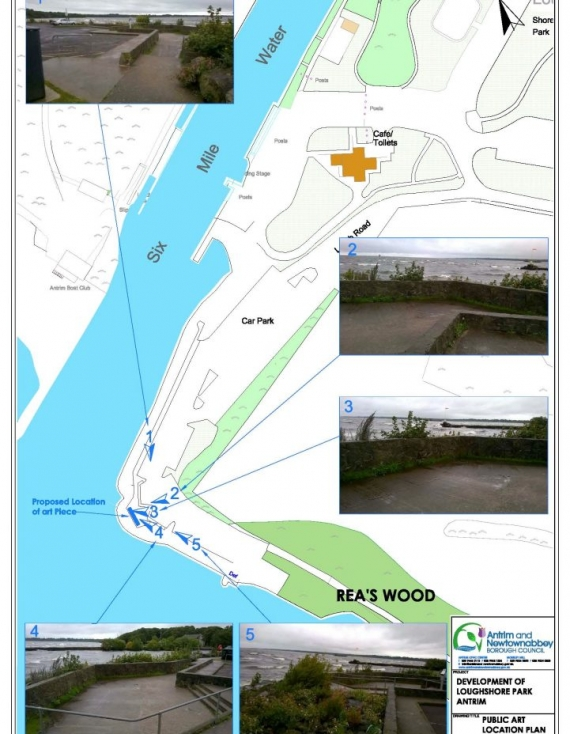 Antrim Lough Shore Park Public Art Consultation