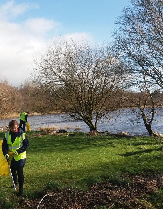 Lough Neagh Litter Campaign